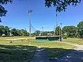 Baseball field in North Park, Fall River, Massachusetts.jpg