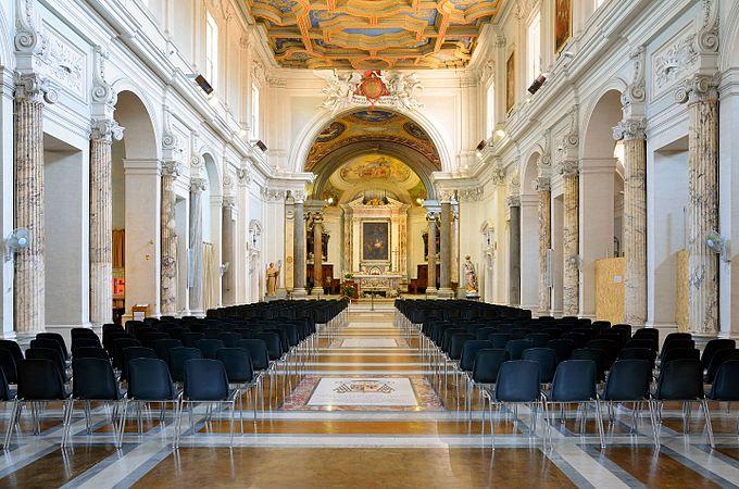 Basilica di Sant'Anastasia al Palatino (Rome) - Intern