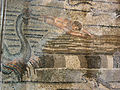 Basilica di aquilieia, mosaici, fishing and Jonah's stories carpet 41.JPG