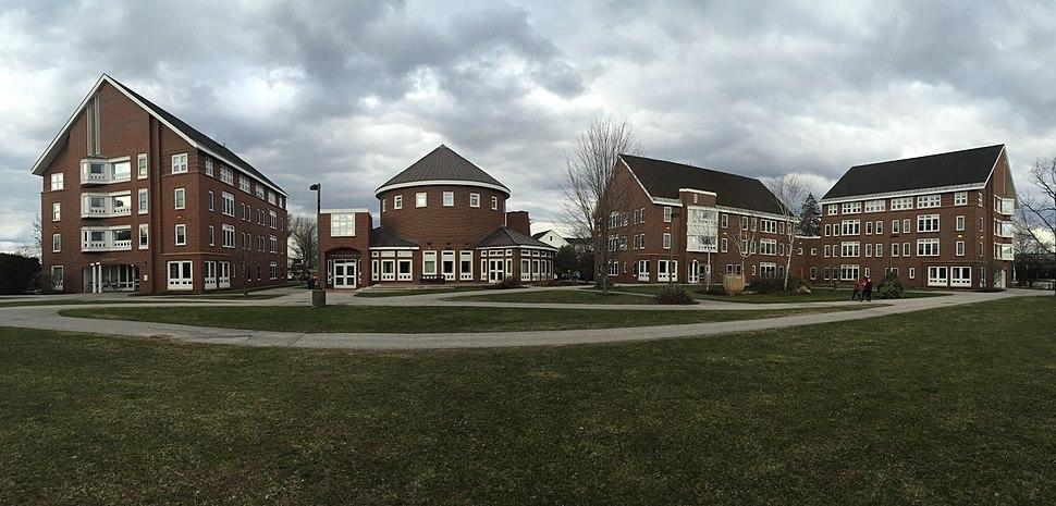 Bates College Village