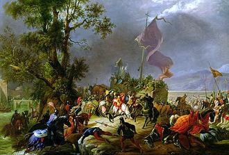 Battle of Legnano - The Battle of Legnano (Massimo d'Azeglio 1831)