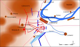 Battle of Lobositz battle