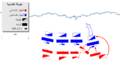Battle of al-Qadisiyyah-day-1-phase-2-ar.PNG