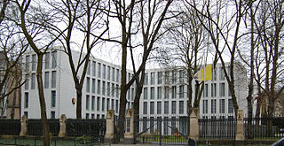 Apostolic Nunciature to Germany official diplomatic representation of the Holy See in the Federal Republic of Germany
