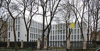 Apostolic Nunciature to Germany - Apostolic Nunciature in Berlin
