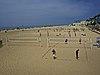 Beach volleyball in Huntington Beach (21588102258).jpg