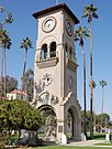 Beale Memorial Clock Tower Exterior (cropped).jpg