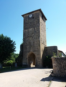 Beauchalot - Église - Clocher.jpg