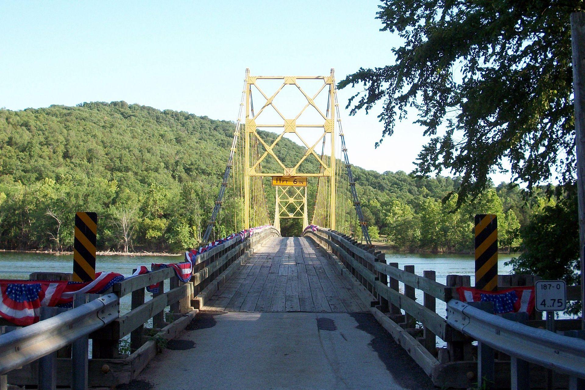 Rock Springs Wi >> Beaver, Arkansas - Wikipedia
