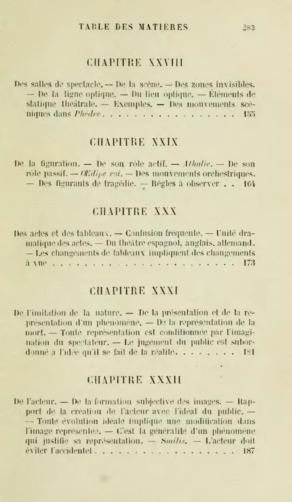 Page Becq De Fouquières L Art De La Mise En Scène 1884