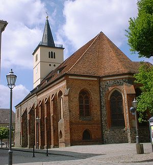 Beelitz - Saints Mary and Nicholas