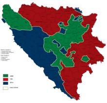 Bosnia and Herzegovina before the Dayton agreement