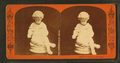 Beggar boy, Memorial Hall, Annex. (Italian sculpture), from Robert N. Dennis collection of stereoscopic views.png
