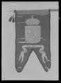 Begravningsbanér, Wenden, fört vid Karl X Gustavs begravningståg 1660 - Livrustkammaren - 1855.tif