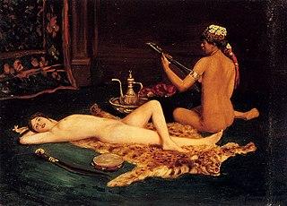 Hermann Fenner-Behmer German painter (1866-1913)