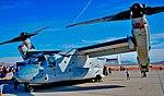 "Bell Boeing MV-22 Osprey 168007 Marine Medium Tiltrotor Squadron 166 (VMM-166) ""SeaElk"" (30905988961).jpg"