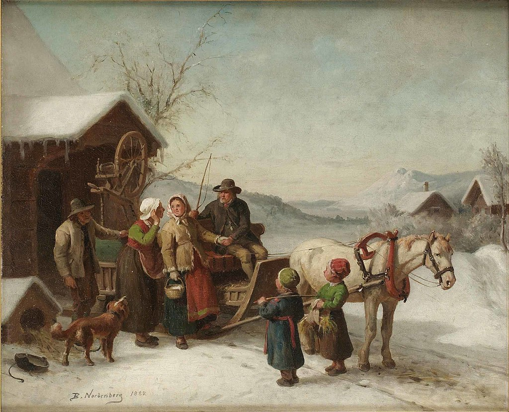 Bengt Nordenberg - Vinterfärd.jpg