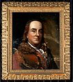 Benjamin Franklin. Oil (?) painting. Wellcome V0017863.jpg