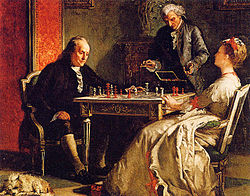 Benjamin Franklin playing chess.jpg