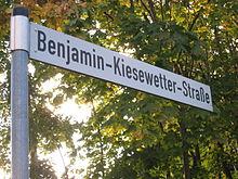 Kiesewetter Arnstadt