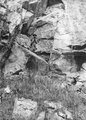 Berg med gravarna 1-3. Sydamerika, Ollachea. Peru - SMVK - 002394.tif