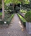 Berkum (Wachtberg) Burg Odenhausen Privatweg.jpg