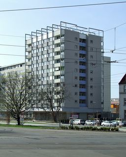 Berliner Platz in Cottbus