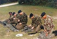 Bermuda Regiment - Recruit Camp 1993
