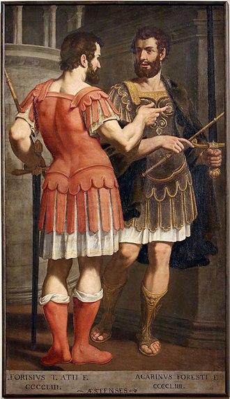 Bernardino Cervi - Ideal portraits, Galleria Estense