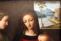 Bernardino luini, sposalizio mistico di s. caterina d'alessandria, 1520 ca. 02.JPG
