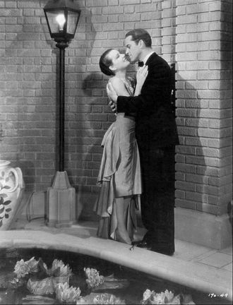 Spring Is Here (film) - Bernice Claire and Alexander Gray in Spring Is Here