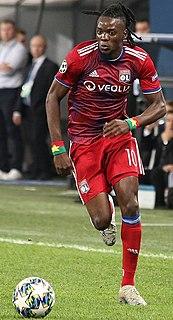 Bertrand Traoré Burkinabé footballer
