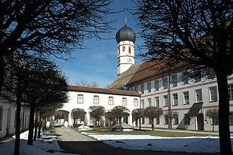 Beuerberg Abbey - Kloster Beuerberg