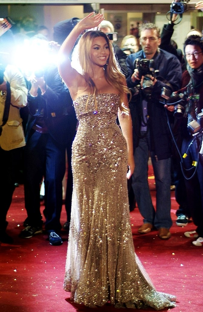 Beyonce Dreamgirls cropped