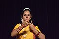 Bharatanatyam - Opening Ceremony - Wiki Conference India - CGC - Mohali 2016-08-05 6512.JPG