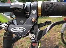 Bicycle Brake Lever Mountain Bike Bicycle Brake Lever Car V-shaped Bicycle Parts