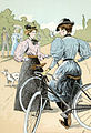 Bicycling; The Ladies of the Wheel, 1896.jpg