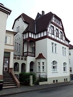 Wikingerstraße in Bielefeld