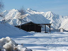 Bocchetta di Margosio, nei pressi della località sciistica di Bielmonte nell'Oasi Zegna