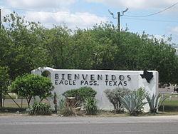 Bienvenidos, Eagle Pass, TX IMG 0442.JPG