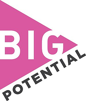 Big Lottery Fund - Image: Big Potential Logo