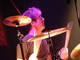 Bill Berry Drummer for R.E.M.