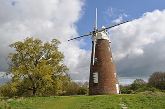 Billingford Windmill - The mill in 2010