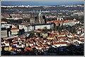 Bird's-eye view of the Prague Castle.JPG
