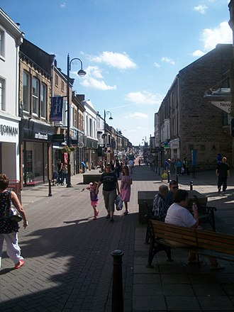 Bishop Auckland - Shopping in Bishop Auckland