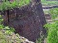 Biwabik Iron-Formation (Paleoproterozoic, ~1.878 Ga; southern wall of the Hull-Rust-Mahoning Mine, Hibbing, Minnesota, USA) 1 (23062662834).jpg