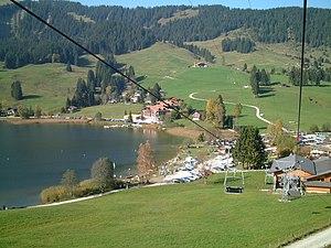 Charmey - Schwarzsee/Lac Noir