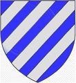 Blason ville fr Cuisery (Saône-et-Loire).png
