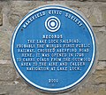 Blue plaque - geograph.org.uk - 1036434.jpg