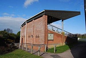Nevill Ground - The Bluemantle Stand